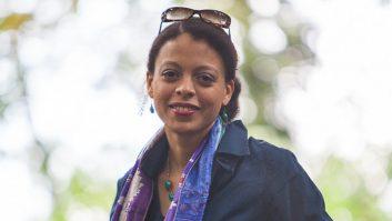 Tonia Dabwe, founder of Mineke Foundation