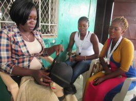 hairdressing explanation - vocational training - mineke foundation