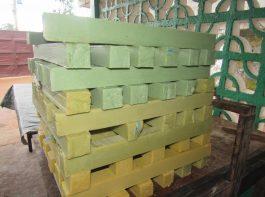 soap bars - vocational training - mineke foundation