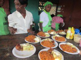 catering - vocational training - mineke foundation