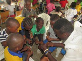 kids club - knutselen - mineke foundation