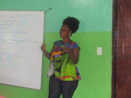 woman s club - presentation - mineke foundation