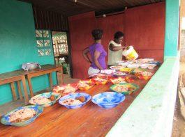 womans club - food - mineke foundation